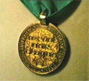 Medal Aur Clogau