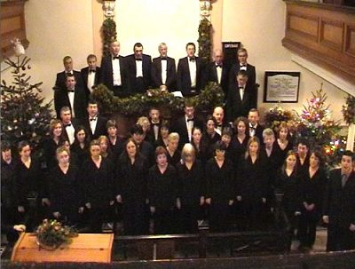 Salem Llandeilo 2004