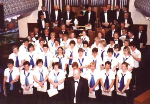 Côr 2001