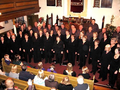 Cyngerdd Nadolig 2007